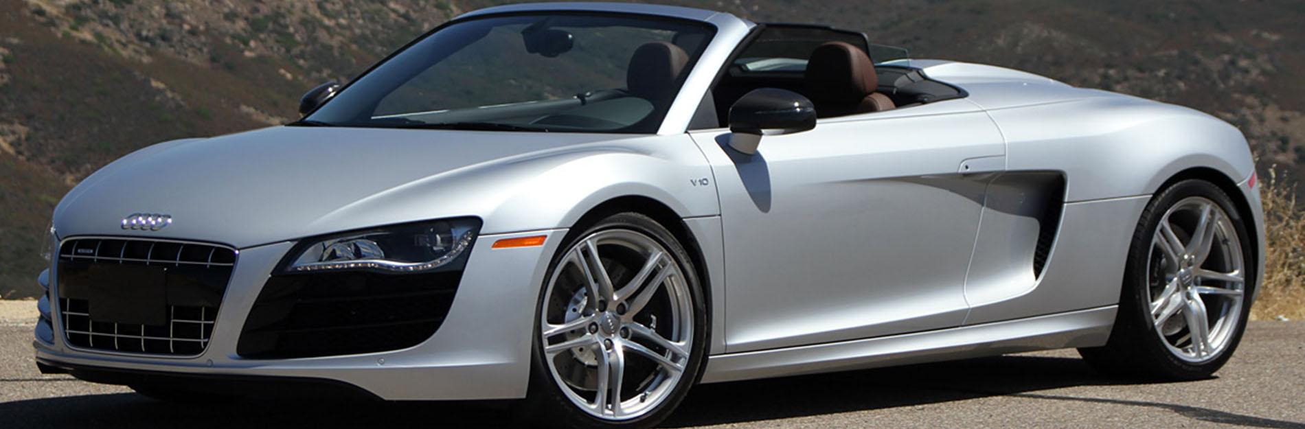 Audi audi r8 spyder v10 : Audi R8 V10 Spyder - TopGearCars®
